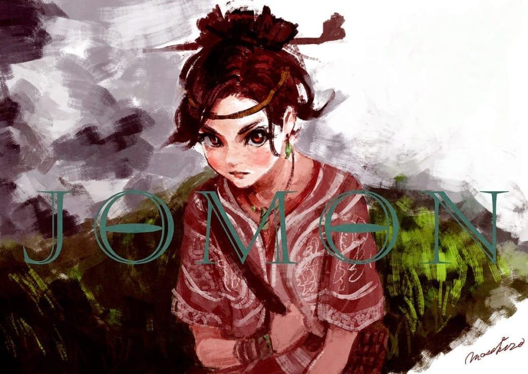 """縄文。超越的持続性の中に""""恋"""""""