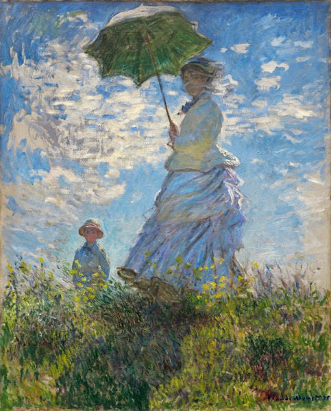 W 381 Woman_with_a_Parasol Madame_Monet_and_Her_Son gap M