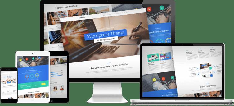 集客型ホームページ制作サービス
