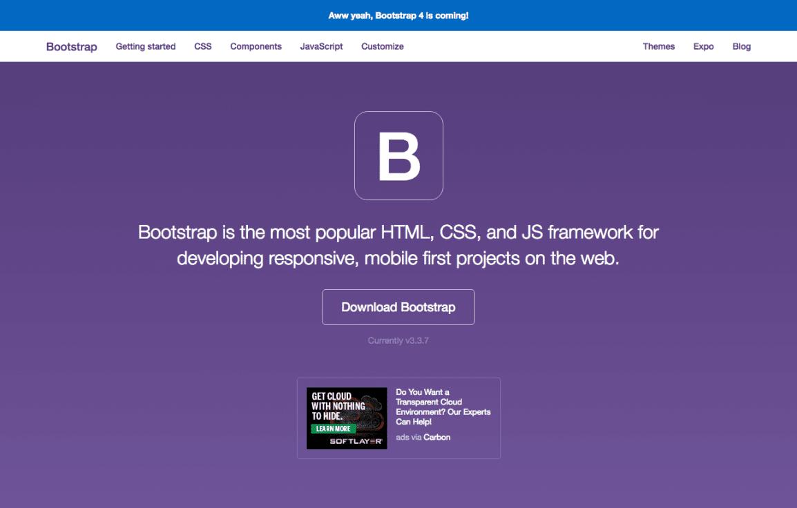 レスポンシブサイトが簡単にできる!「Bootstrap(ブートストラップ)」の使い方:第1章