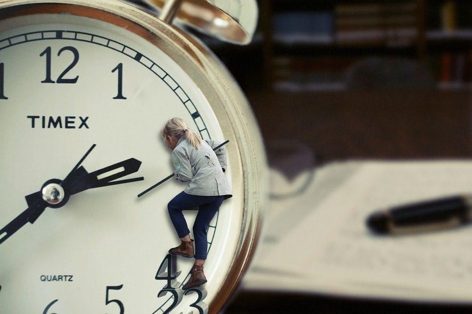 生活リズムが戻る時間術の3つのポイント