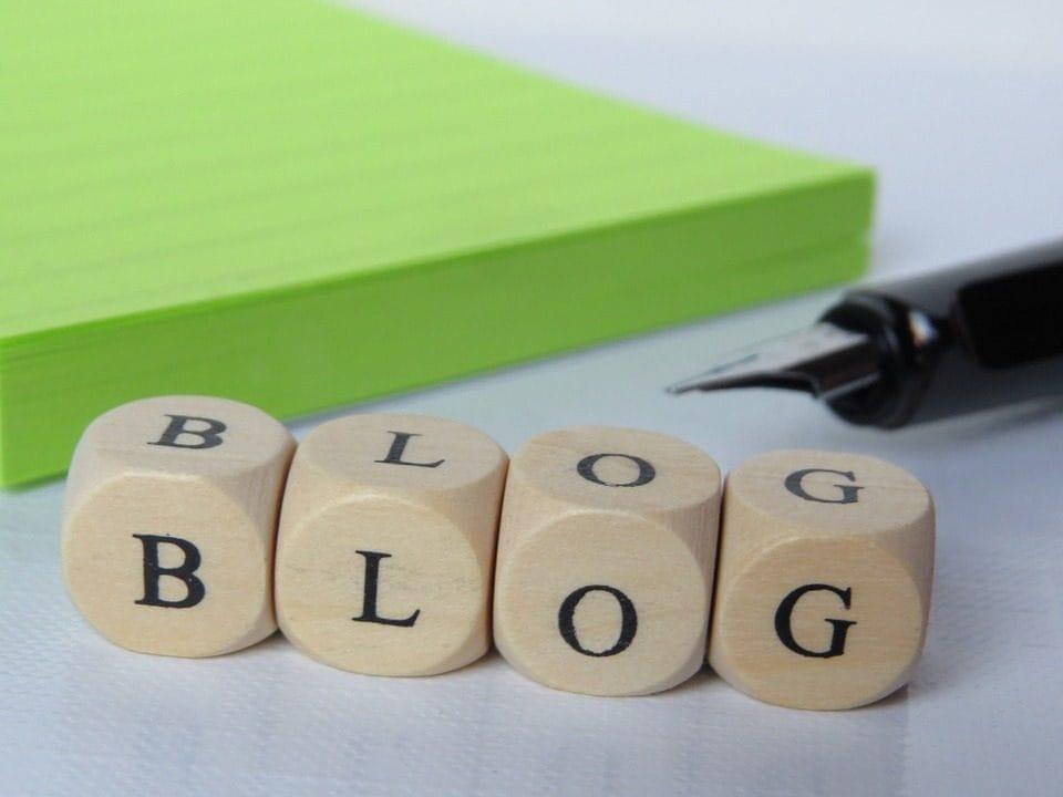 集客にも活かせるのブログの書き方