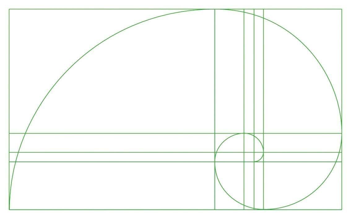 黄金比が崇められすぎて難しい法則に認識されてるけど、実際はデザインの中の1要素に過ぎない。