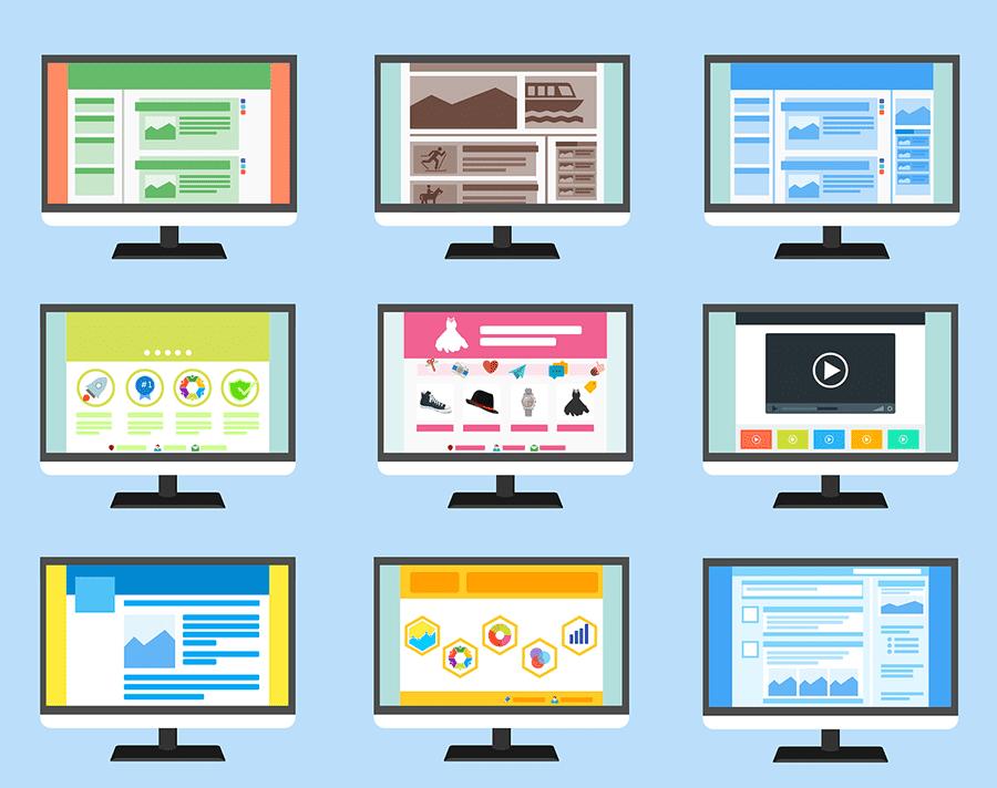 ホームページ成功への近道。目的別でホームページのパターンを変える重要性