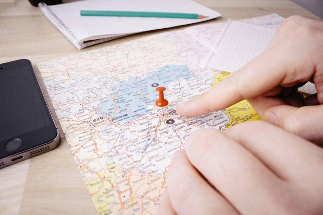 地図をつくりたい!手順のまとめ